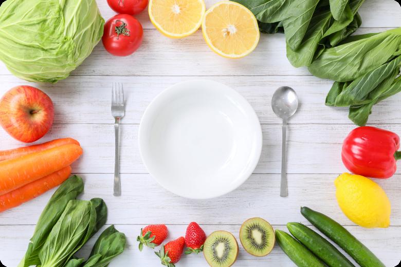 栄養管理や食事について