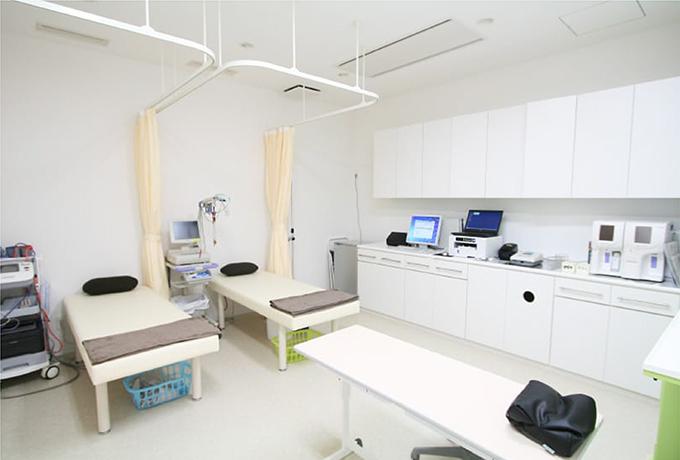 一般内科診療も行っていますので、「病院の何科を受診したらいいかわからない」という症状があれば、何でもご相談ください。