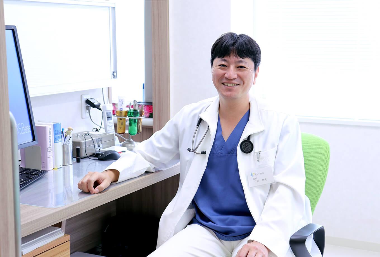2020年8月リニューアル。循環器内科・消化器内科の専門疾患はもちろん、一般内科もお気軽にご相談ください。女性医師も在籍しています。