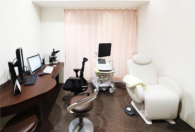 一般婦人科・産婦人科診療をはじめ、がんの診断・フォロー・小手術など幅広い診療を行っております。