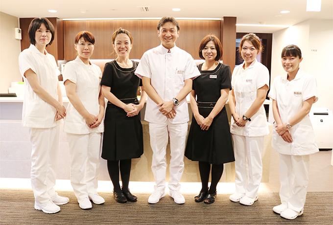 婦人科・産科診療を通じて地域医療に貢献できるよう、スタッフ一同精一杯頑張ってまいります。