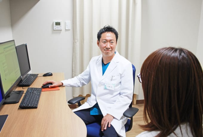 内科・脳神経外科を併設し、地域の皆様の健康をサポートします! CT・MRI検査にも対応しています。