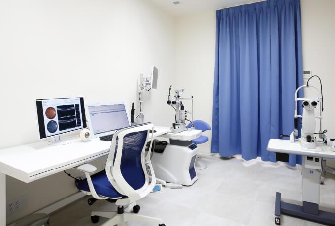 患者様に寄り添った、丁寧な診療を心がけています。眼のことでお困りのことがありましたら、ご来院ご相談ください。