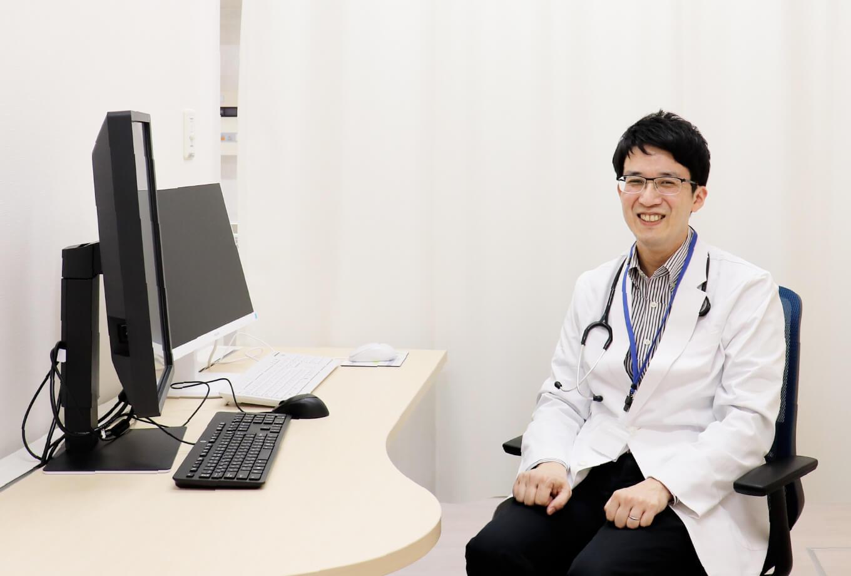 地域の皆様のかかりつけ医として身体の不調や健康面のことなどお気軽にご相談ください。