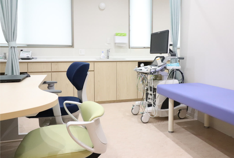 常に医学やケアの研鑽を積み、患者さんへ最良な医療サービスを提供します。